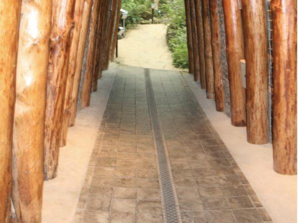 Historie dřevěné dlažby